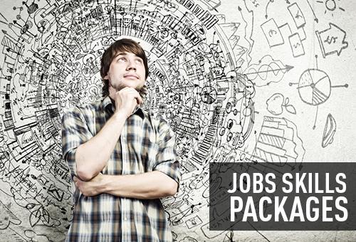 Job skills pack