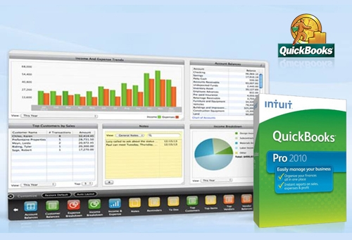 NEW FEATURES IN QUICKBOOKS 2010