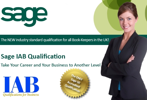 SAGE (OFFICIAL IAB AND SAGE RECOGNISED QUALIFICATION, LEVEL 2)