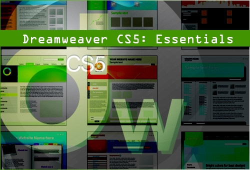 DREAMWEAVER CS5 ESSENTIALS