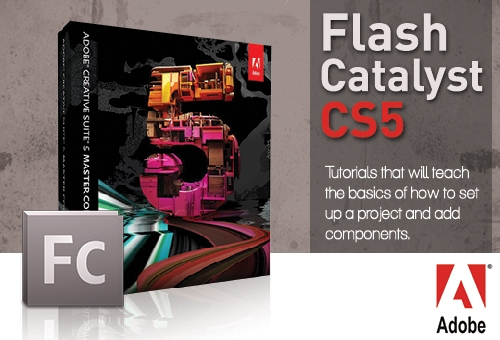 FLASH CATALYST CS5 SELECT TOPICS