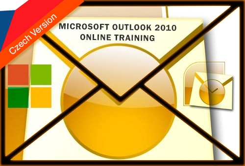 MICROSOFT OUTLOOK 2010 ONLINE TRAINING (CZECH)