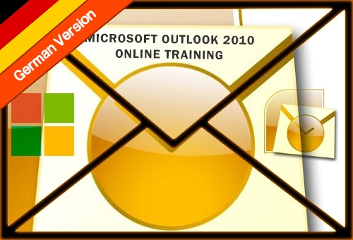 MICROSOFT OUTLOOK 2010 ONLINE TRAINING (GERMAN)