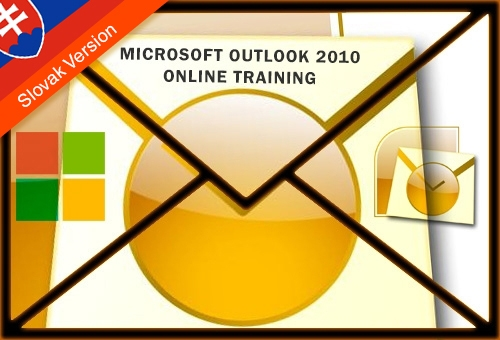 MICROSOFT OUTLOOK 2010 ONLINE TRAINING (SLOVAK)
