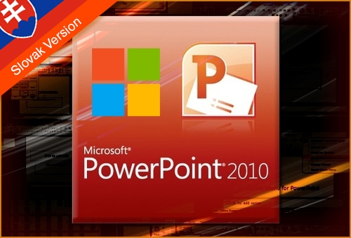 MICROSOFT POWERPOINT 2010 ONLINE TRAINING Slovak