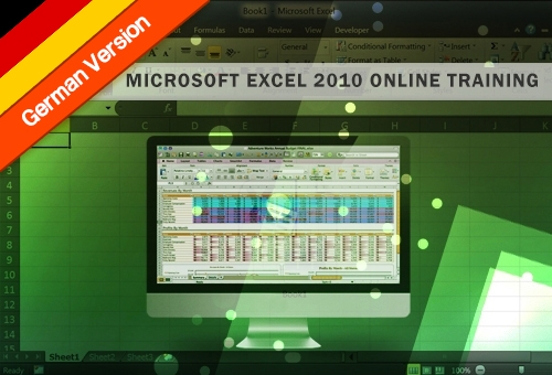 MS Excel 2010 German