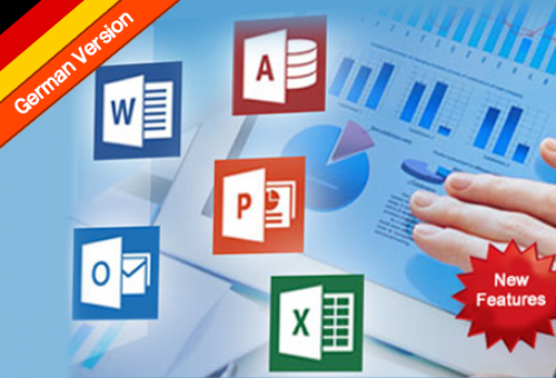 MS OFFICE 2013-NEW FEATURES GErman