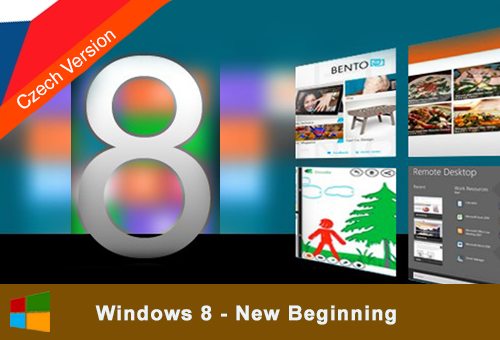 MS WINDOWS 8-NEW FEATURES Czech
