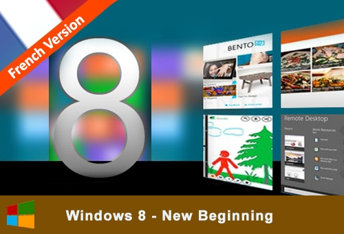 MS WINDOWS 8-NEW FEATURES French