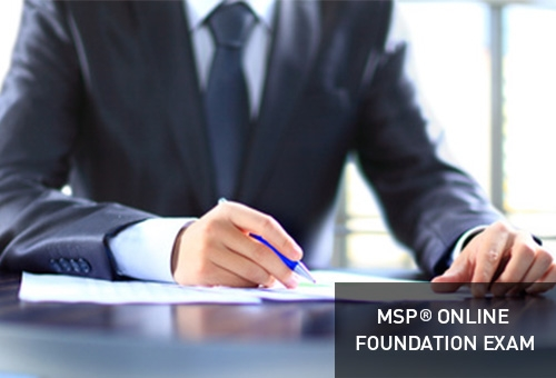MSP Online Foundation Exam