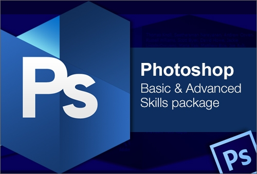 PHOTOSHOP BASIC & ADVANCED SKILLS PACKAGE