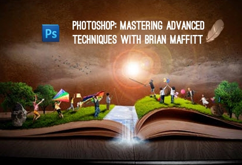 PHOTOSHOP MASTERING ADVANCED TECHNIQUES