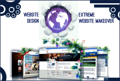 Website Design Makeover