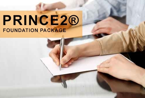 prince 2 foundation pack